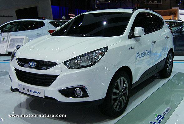 Honda Hyundai Mercedes And Toyota The Comeback Of Hydrogen