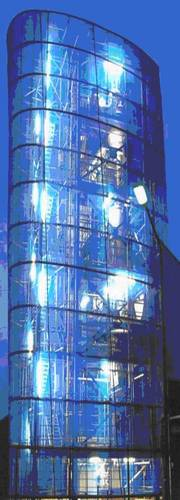Blue Tower Herten