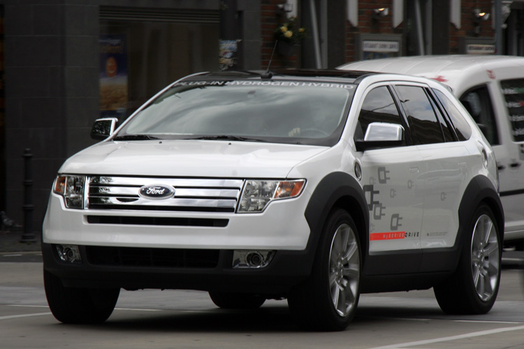 FORD EDGE HYSERIES