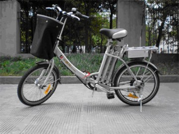 Fuel Cell Powered Bicycle