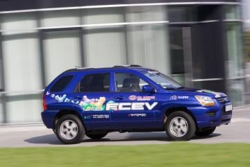 Kia Sportage FCEV