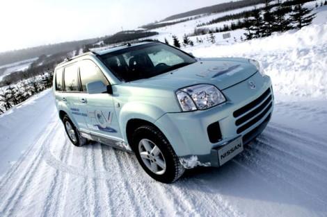 Nissan-FCV